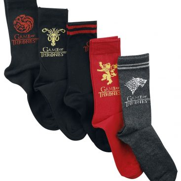 chaussettes Game of Thrones