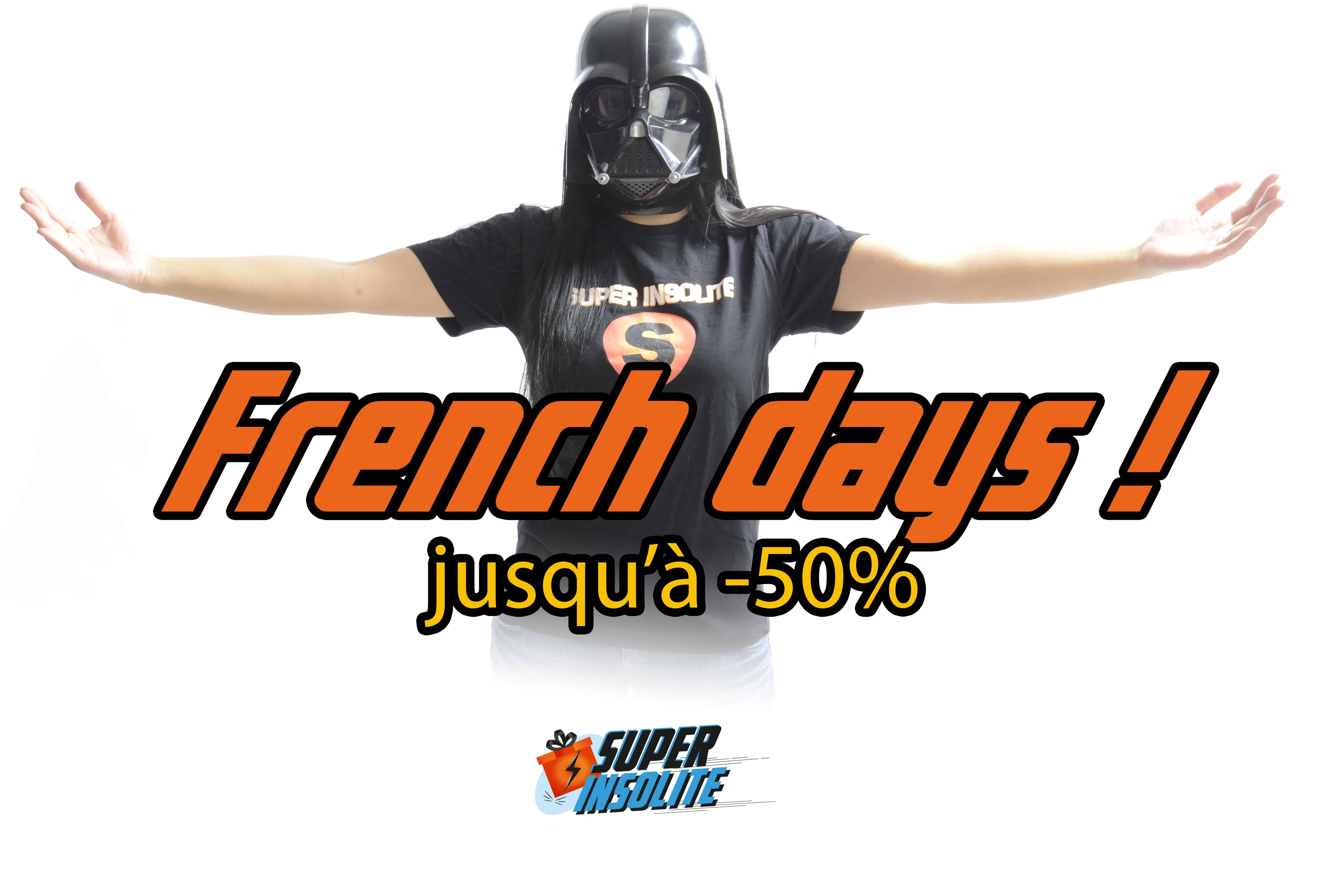 Les French Days de Super Insolite
