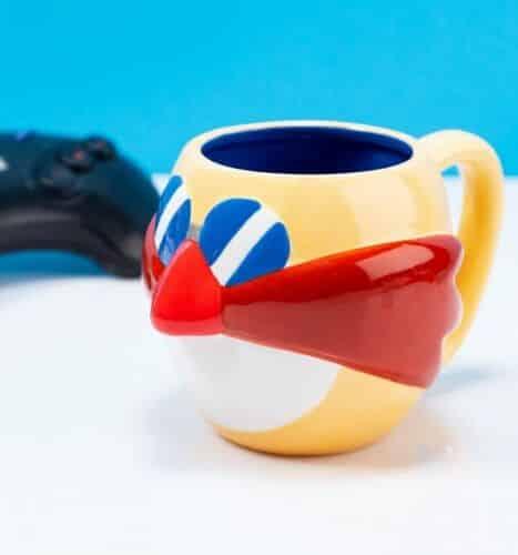 Mug Eggman Sonic 3D