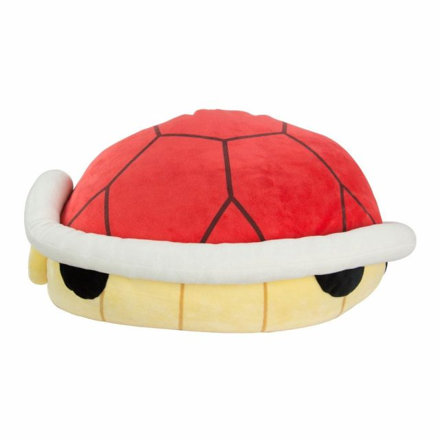 peluche carapace de tortue Mario Kart