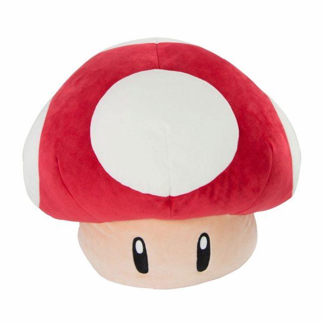 peluche champignon Mario Kart