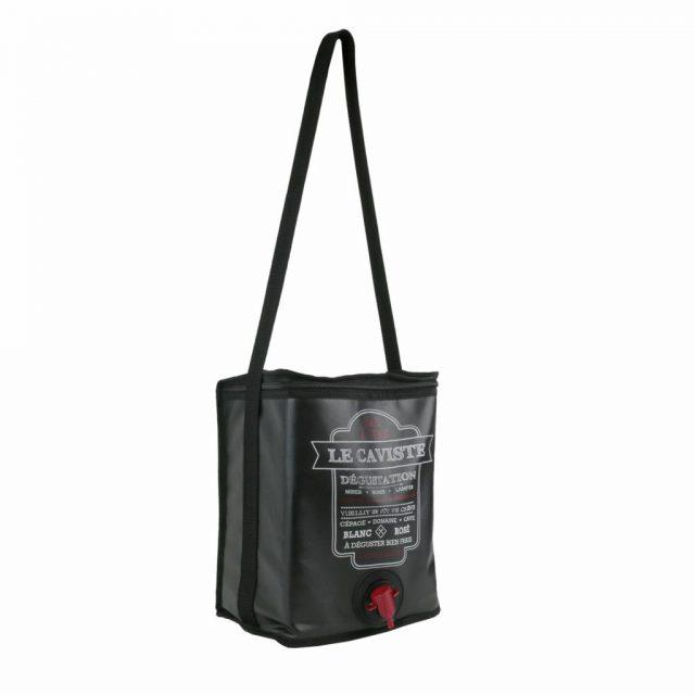 Le sac à cubi pour transporter vos alcools préférés