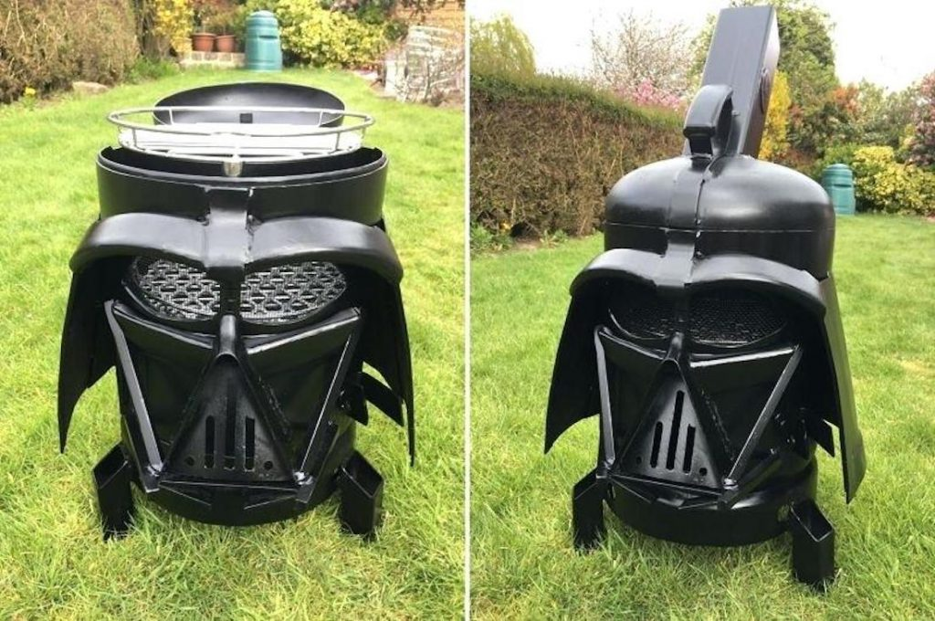 Barbecue Dark Vador