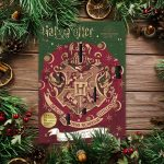 calendrier avent Harry Potter Noel