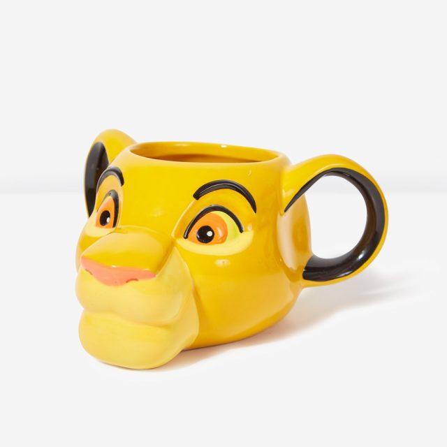 mug le roi lion Simba