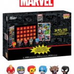 calendrier de l'avent marvel pocket pop