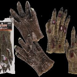 gants de l'horreur pour Halloween
