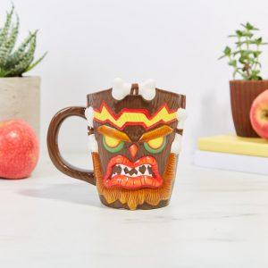 mug crash bandicoot uka uka