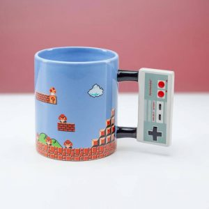 mug manette Nintendo NES