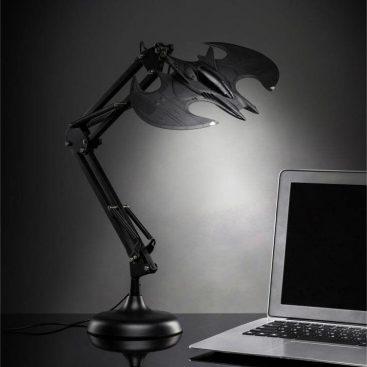 lampe de bureau Batman Batwing