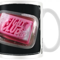 mug fight club savon