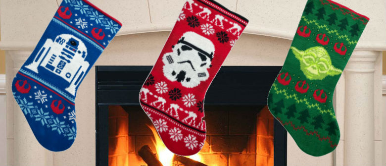 chaussettes de noel Star Wars