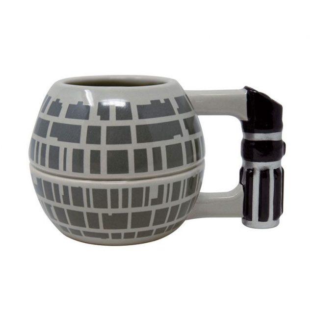 mug etoile de la mort Star Wars