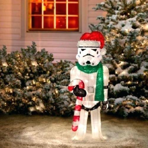 stormtrooper gonflable noel