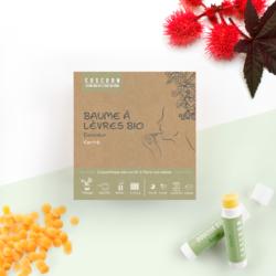 kit de fabrication beaume à lèvre bio