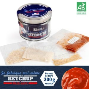 kit fabrication ketchup