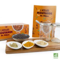 kit de fabrication moutarde