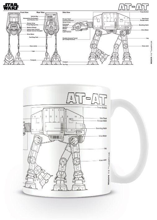 mug star wars at at