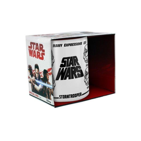 mug expressions de stormtrooper
