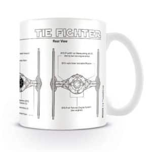 mug TIE Fighter Star Wars