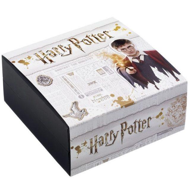 boucles d'oreille vif d'or Harry Potter