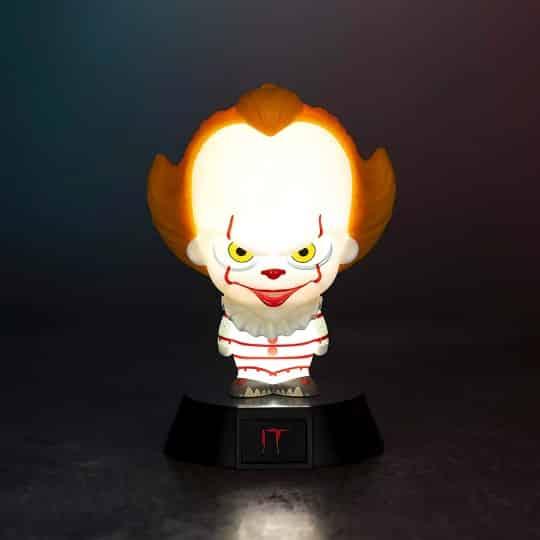 lampe ça clown stephen king
