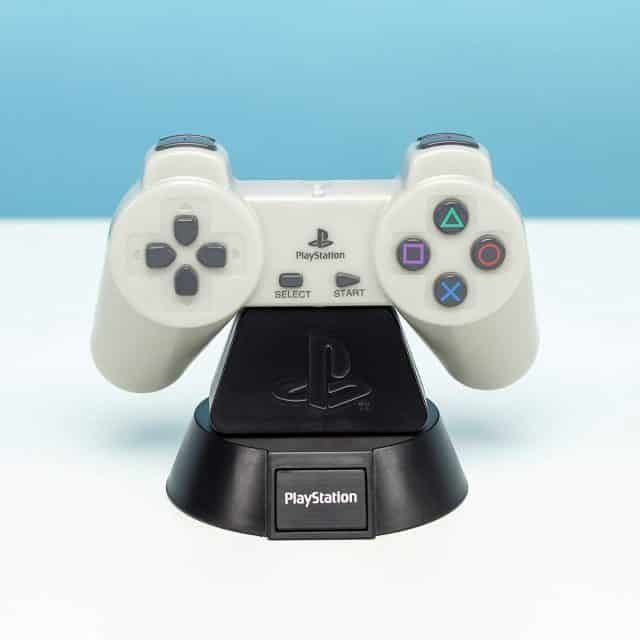 lampe manette playstation