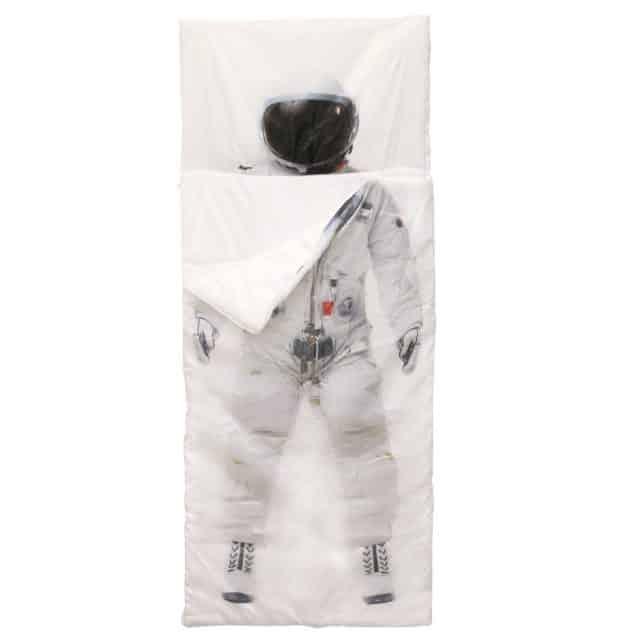 sac de couchage astronaute