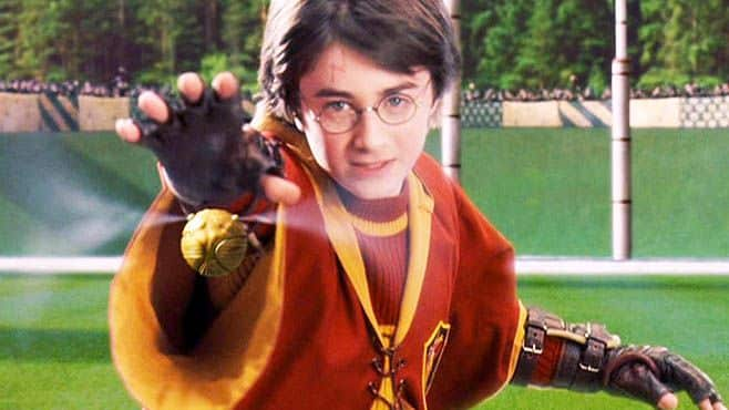 vif d'or harry potter