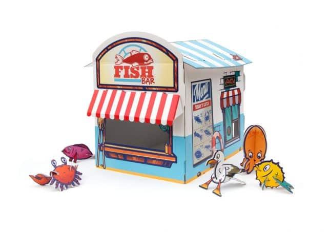 cabane à chat fish bar