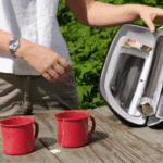 mini cuiseur solaire