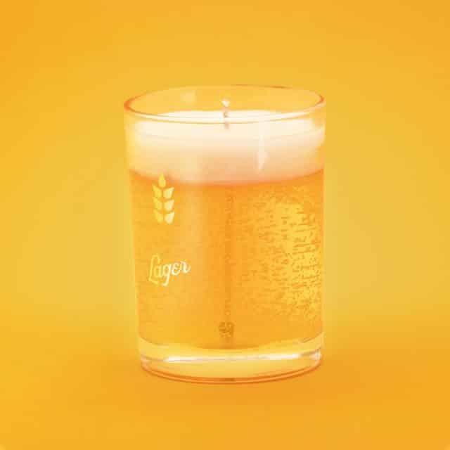 bougie biere