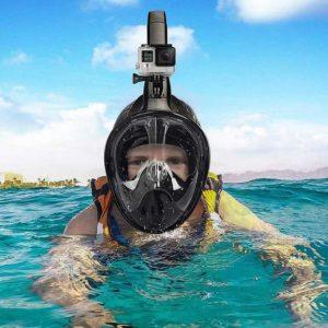 cadeau masque de plongee integral