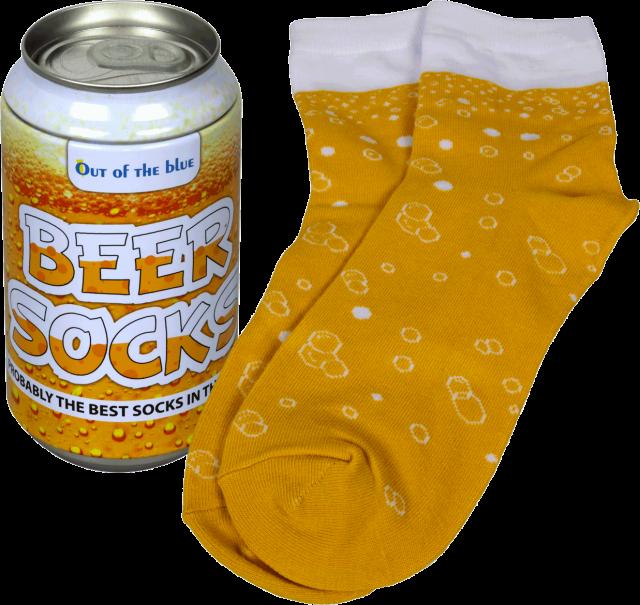 chaussettes biere blonde