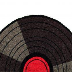 paillasson disque vinyle