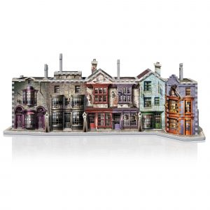 puzzle 3d harry potter chemin de traverse