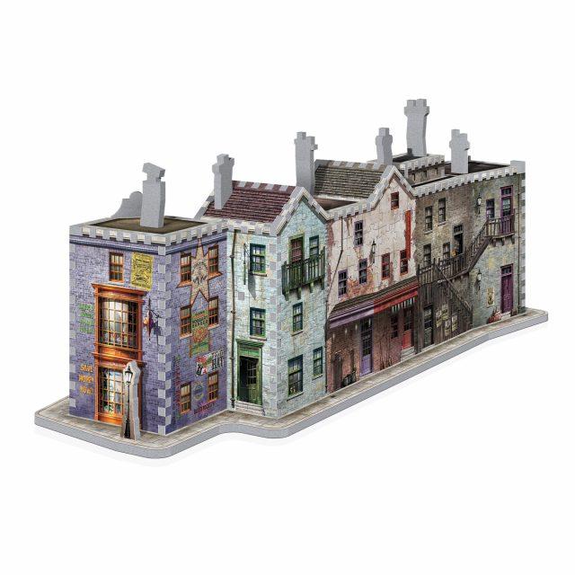 puzzle 3d harry potter chemin de traverse