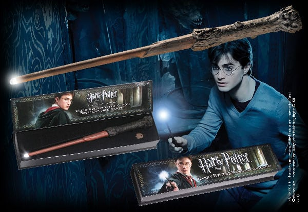 baguette lumineuse harry potter