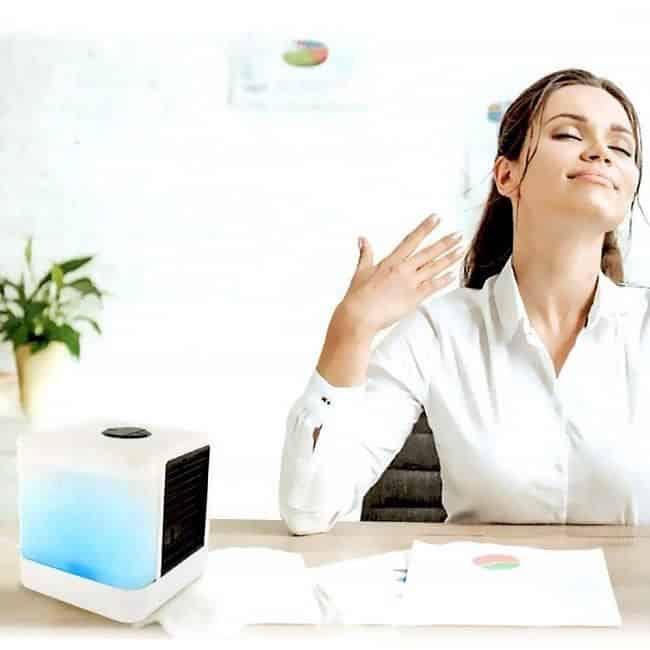 mini climatiseur rafraichisseur d'air usb