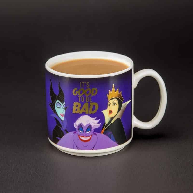 mug méchantes disney