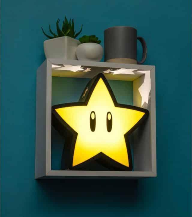lampe super star mario bros
