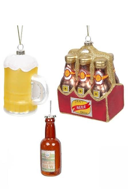 boule de noel biere
