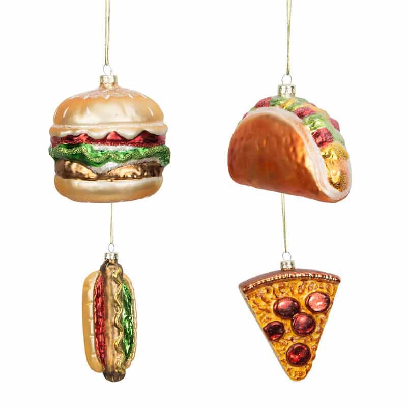boule de noel burger kebab pizza