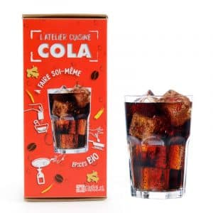 kit de fabrication cola maison