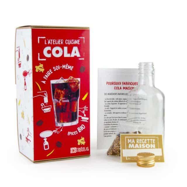 kit de fabrication cola maison