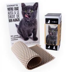 kit fabrication croquettes pour chat maison