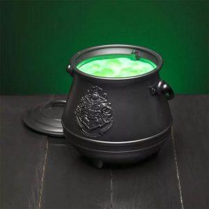 lampe chaudron magique harry potter