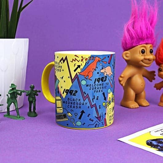 mug des années 90