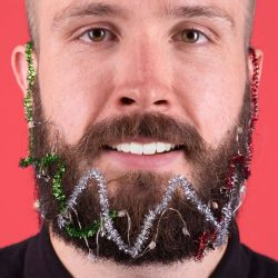 guirlande lumineuse barbe