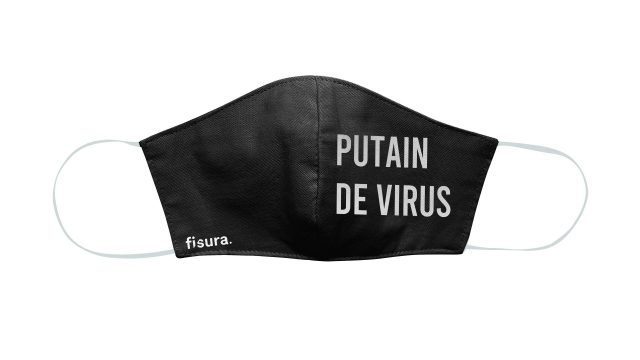 masque putain de virus